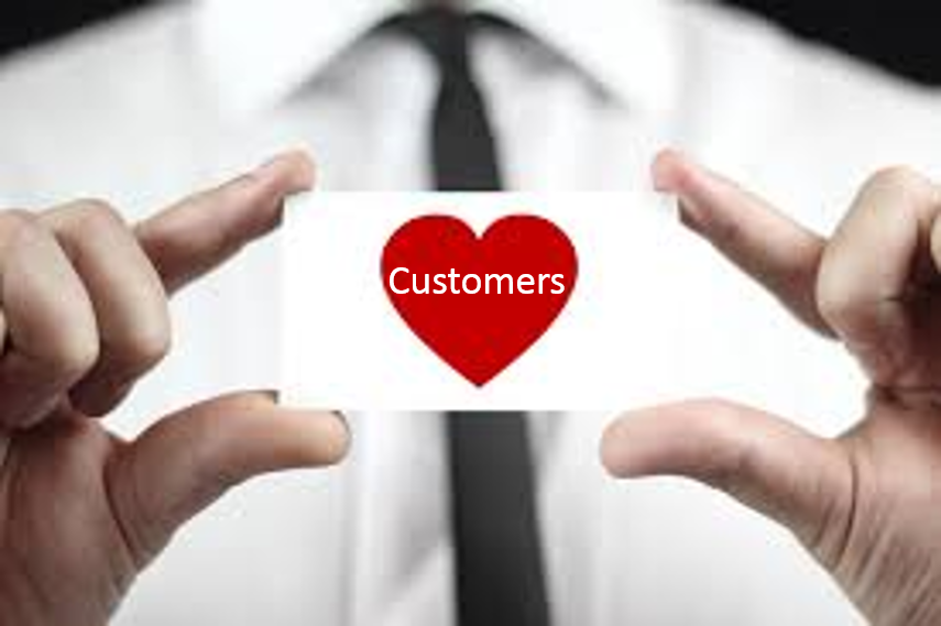 love customers
